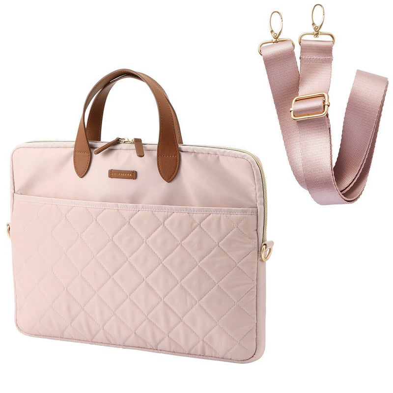 Notebook Carrying Case | Pink Beige (4139245338658)