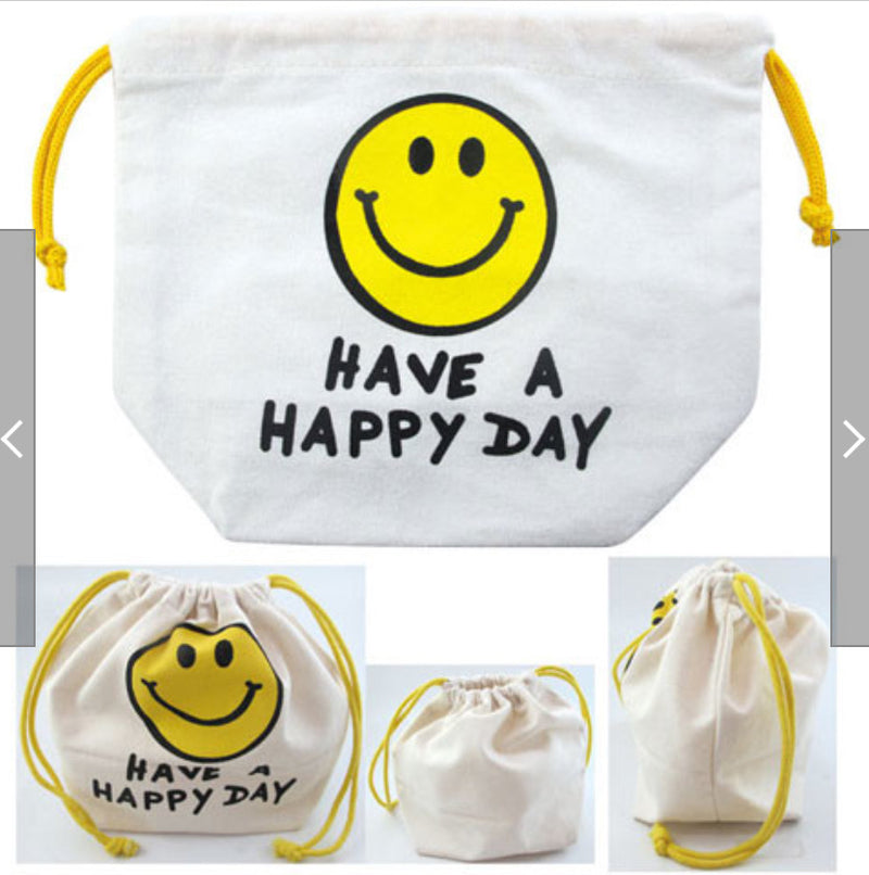 Smiley | Pouch | Accessory Bag | 正價 (4586651942986)