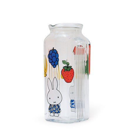 Miffy | Glass Jug | Fruit | 正價