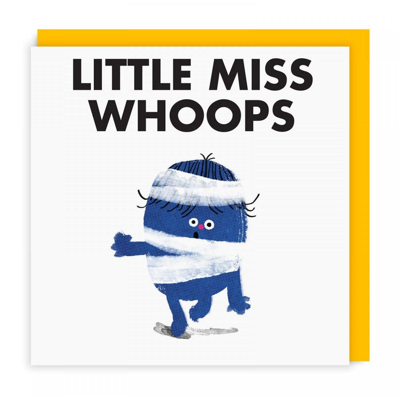 Mr Men Cards | Little Miss Whoops (197161615371)