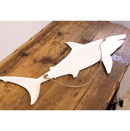 Metal Wall Deco | Shark | 正價