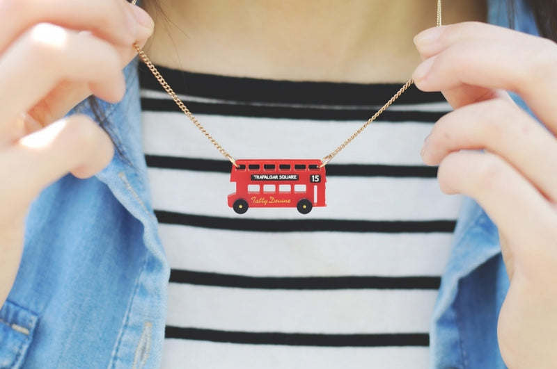 London Bus Necklace (233686859787)