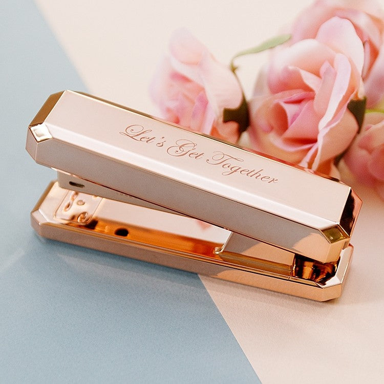 Diamond Stapler Core | Rose Gold
