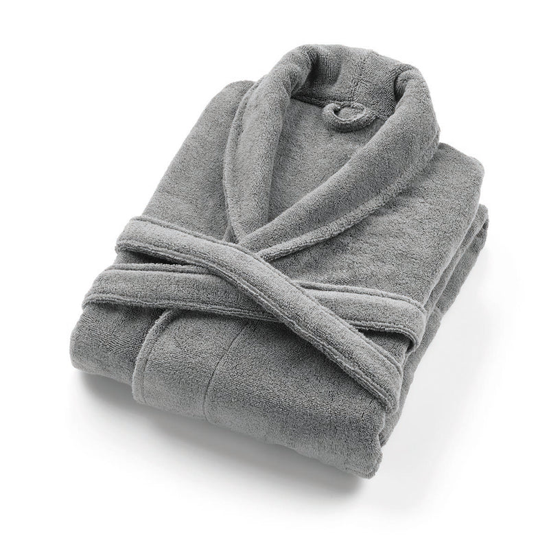Leila | Bathrobes | Dark Gray (4547117219914)