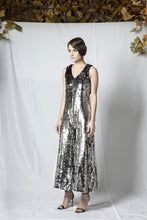 MS2 sequins jumpsuit