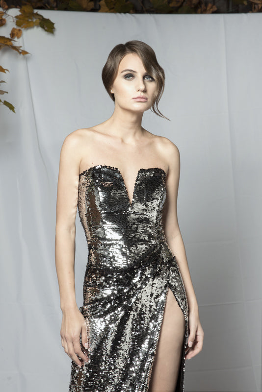 MS1 sequins dress