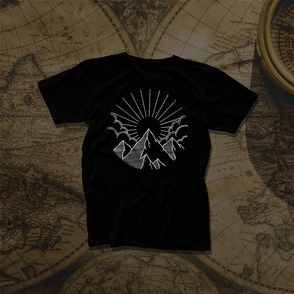 Mountain Ranger Limited Edition T – Black