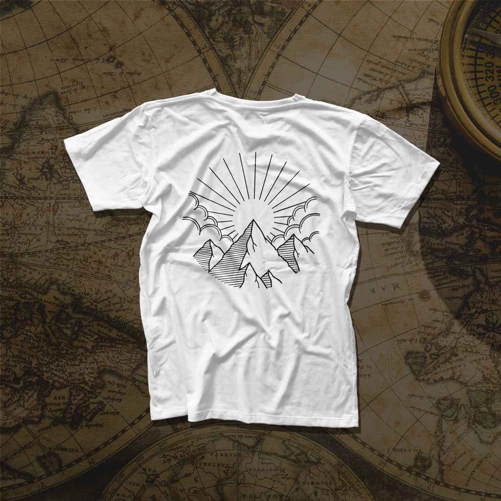Mountain Ranger Limited Edition T – White