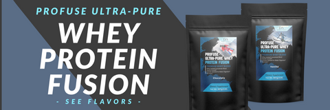 DIVERGENT SPORTS PROFUSE ULTRA-PURE WHEY PROTEIN FUSION