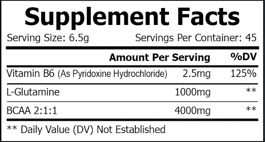 ProFormance Amino Acid Powder