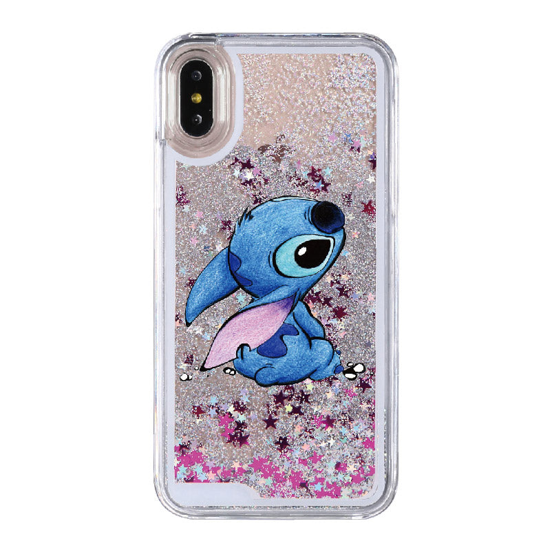 outlet store e9ca4 ee603 iPhone Case-Stitch Mermaid Princess For 6-XS Max XR