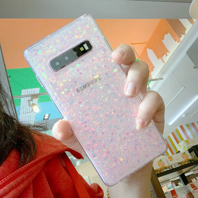 Glitter Fashion Bling Colorful Sequins Case For Samsung Galaxy Series