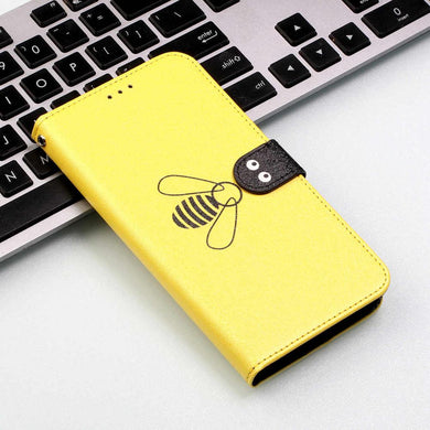 Fashion Bee Flip Leather Case For Samsung Galaxy Series