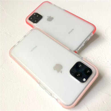 Fashion Simple Armor Case For iPhone Series