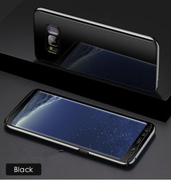 360 Degree Plating Mirror Shockproof Full Cover For Samsung Galaxy S series | VIVITODAY