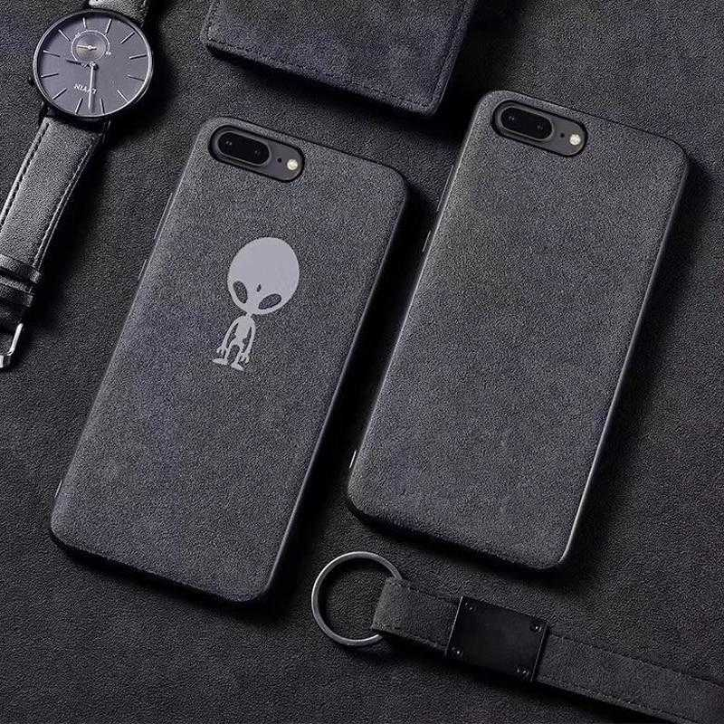 New Batman Alien ET Leather Soft Case for iPhone 6-X | VIVITODAY