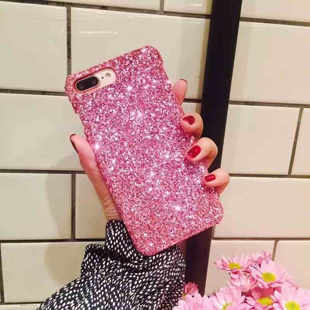 Fashion Glitter Shining Sequins Case for iPhone 5-XS Max XR