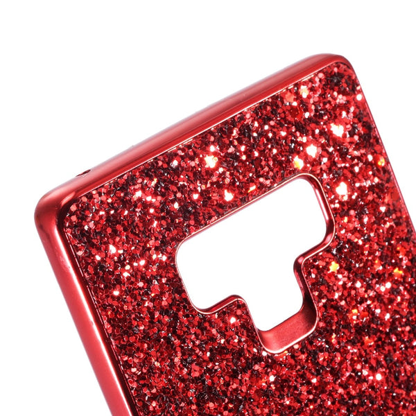 Glitter Jewelled Phone Case For Samsung Galaxy S Note 8 9 Plus | VIVITODAY