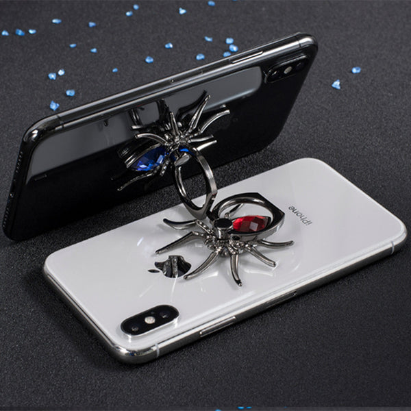 360 Degree Rotation Spider Metal Phone Holder
