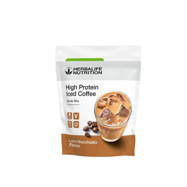 High Protein Iced Coffee-14 portions par sachet