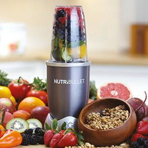 NUTRiBULLET 600 - 600W 5 Piece Set - Graphite