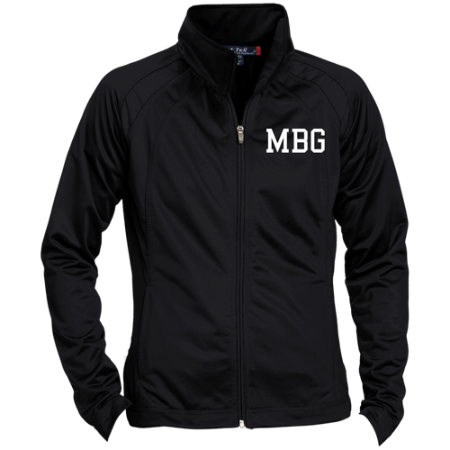 MBG Ladies Warmup Jacket