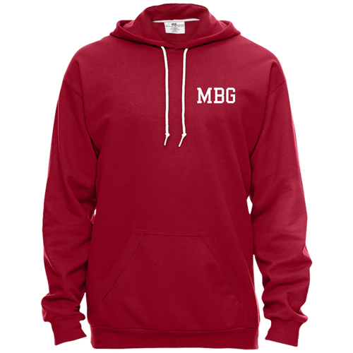 MBG Pullover Hooded Fleece