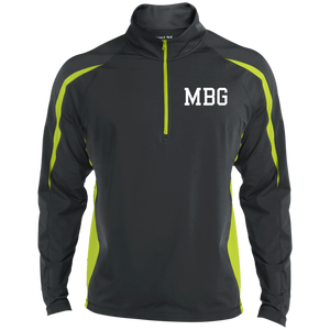 MBG Men's Sport Wicking Colorblock