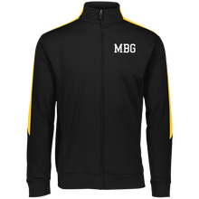 MBG Performance Colorblock Full Zip