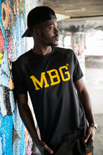 MBG TRAINING TEE - BLACK