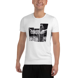 Arnold White Athletic T-shirt