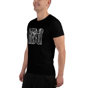 Ronald Black Athletic T-shirt