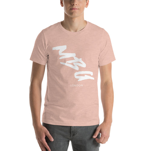 Smudged Pink T-Shirt