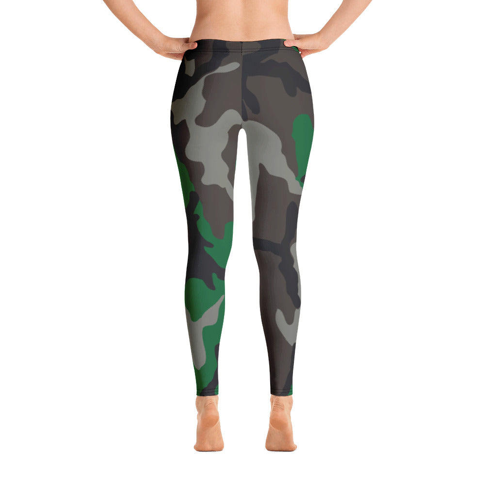 MBG Camo Leggings