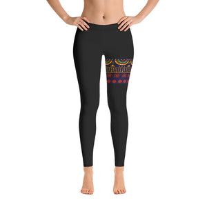 MBG Tribal Leggings
