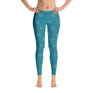MBG Blue Bird Leggings