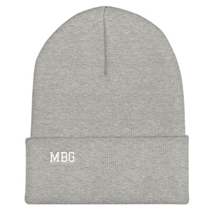 MBG Heather Cuffed Beanie