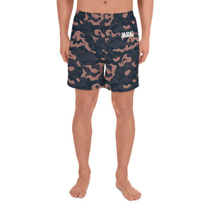 Dark Camo Athletic Shorts