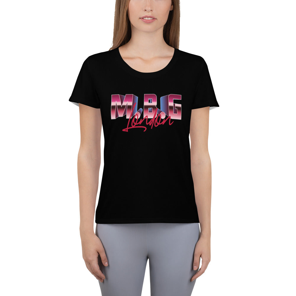 London Style Athletic T-shirt