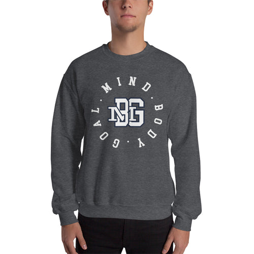 Go Round Grey Sweatshirt