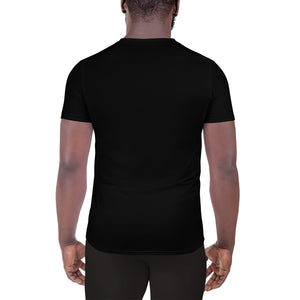 Arnold Black Athletic T-shirt