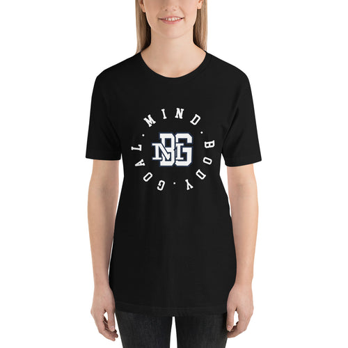 Go Round Black T-Shirt