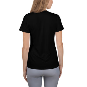Puff Black Athletic T-shirt