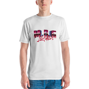 London Style White T-shirt