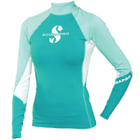 SCUBAPRO UPF 80 WOMEN'S T-FLEX LONG SLEEVE