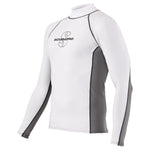 SCUBAPRO T-FLEX RASH GUARD, LONG SLEEVE, MEN (Discontinued Product)