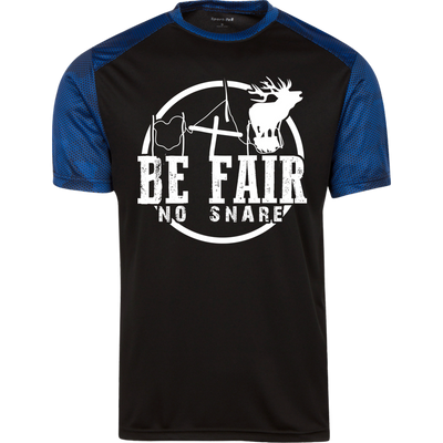 """Be Fair"" CamoHex T-Shirt"