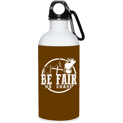"""Be Fair"" Stainless Water Bottle"