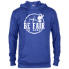 """Be Fair"" Terry Hoodie"
