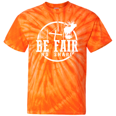 """Be Fair"" Tie Dye T-Shirt"